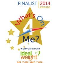 Whatson4Me, awards, finalist, badge
