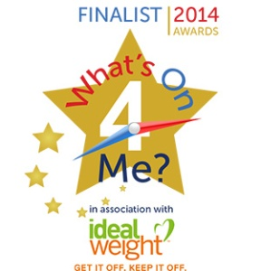 Whatson4Me, awards, finalist, badge