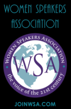 Logo of Women Speakers Association